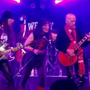 Dave Evans (AC/DC) at Whiskey a Go Go